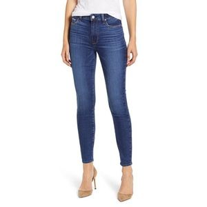 PAIGE Jeans Huxton Ankle Darkwash Size 31